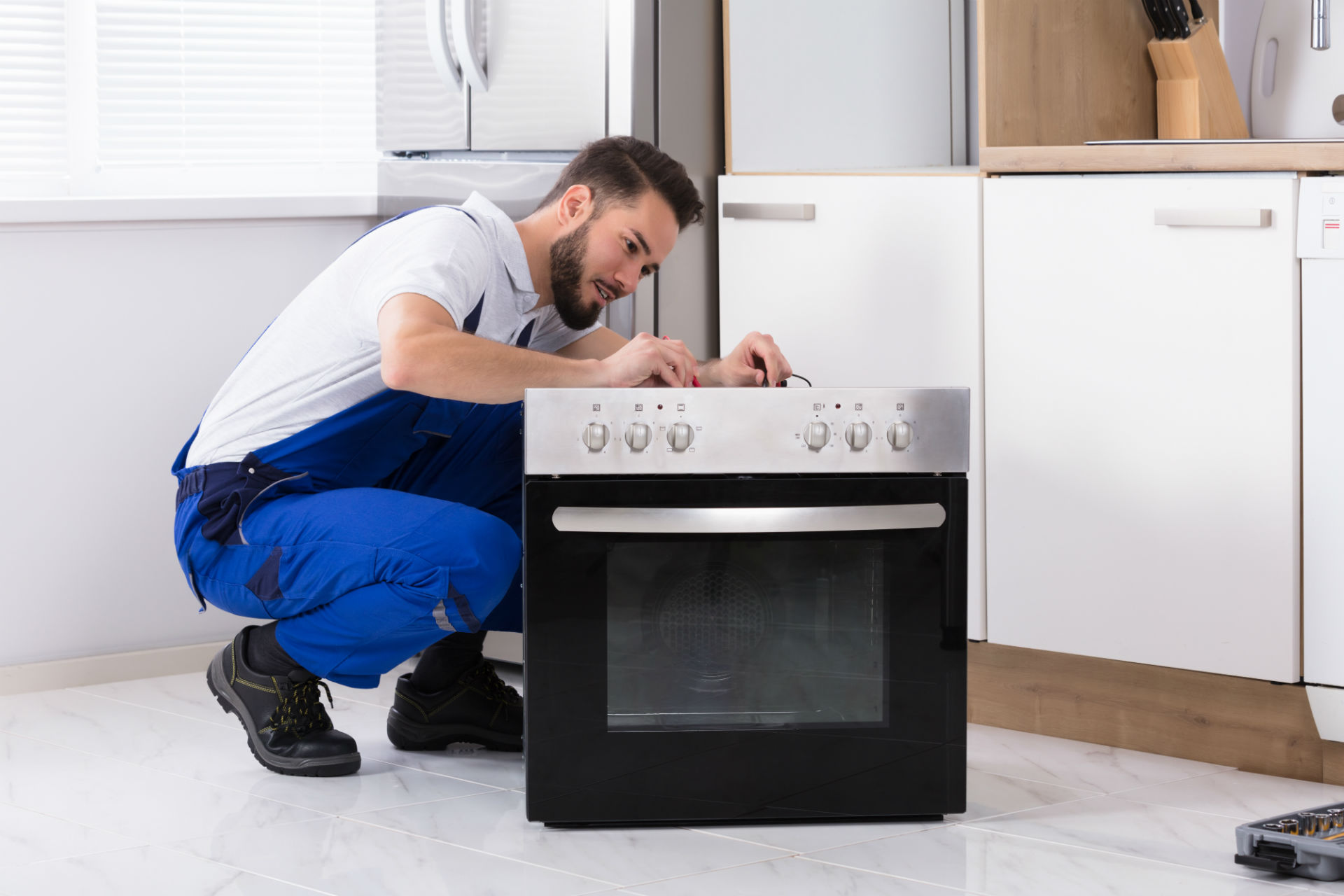 Reparación de hornos Teka en Madrid