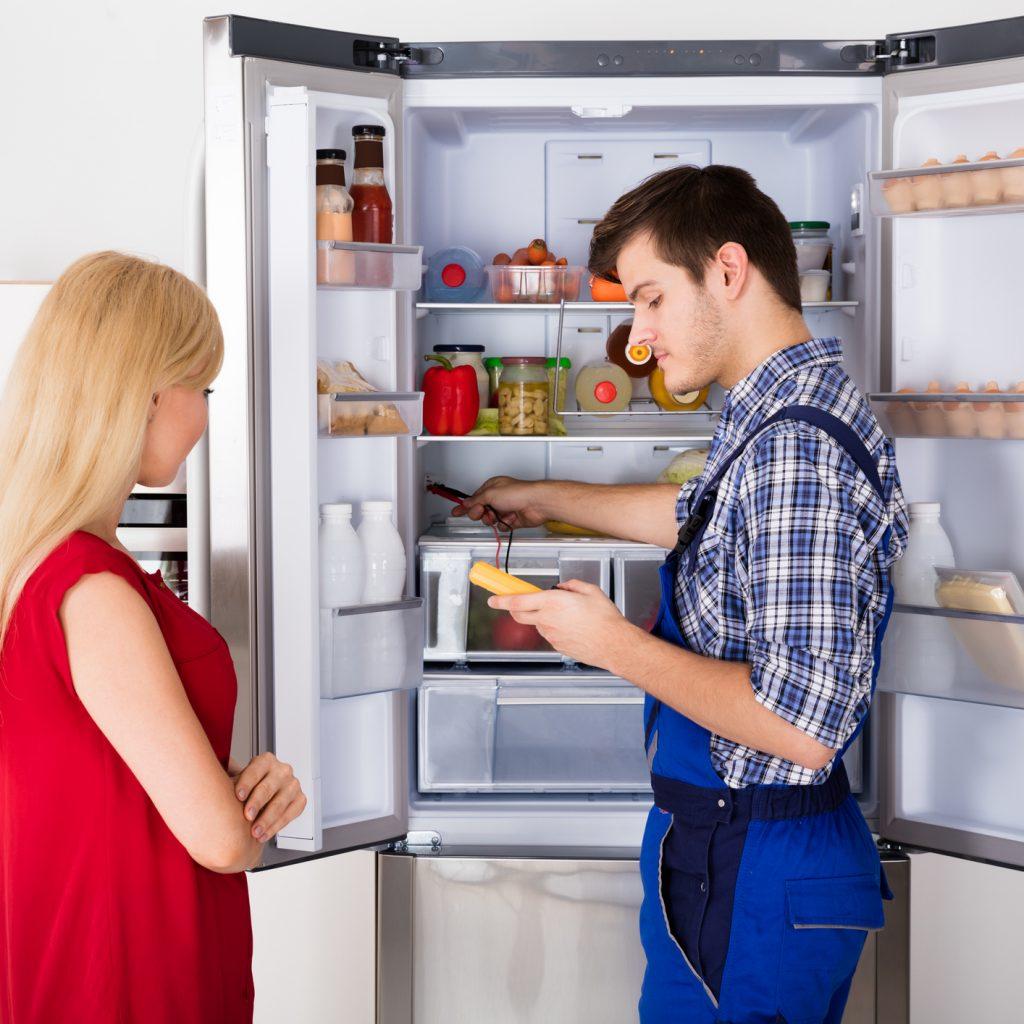 Servicio Técnico de frigoríficos Siemens en Madrid